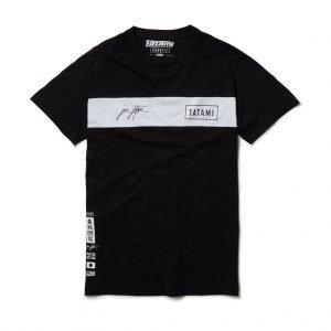 Tatami Signature Short Sleeve T-Shirt Black