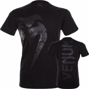 Venum Giant T-Shirt Matte Black