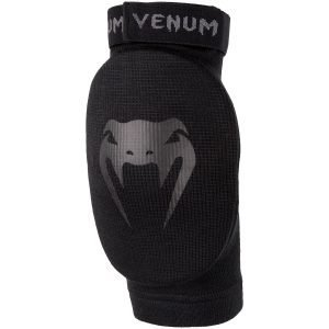 Venum Kontact Elbow Protector Black Black