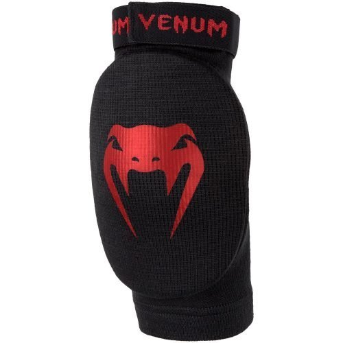 Venum Kontact Elbow Protector Black Red