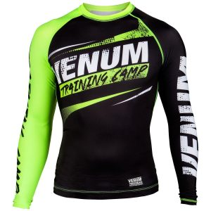Venum Training Camp Compression Rash Guard