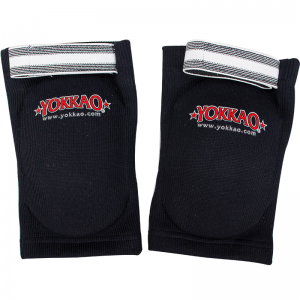 YOKKAO Elbow Guard Black Cotton