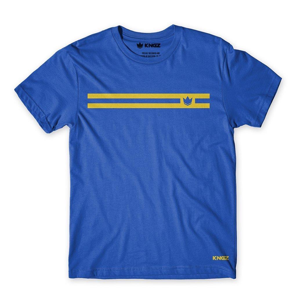 b0484d0d05a Kingz Sport T-Shirt Blue