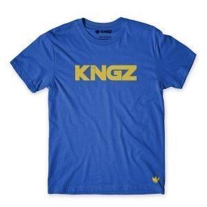 Kingz Logo Tee Blue