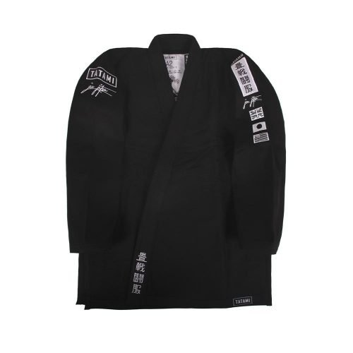 Tatami Ladies BJJ Gi Signature Black