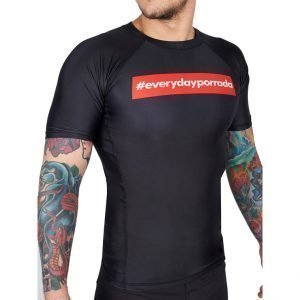 Manto Everyday Porrada Rash Guard V2 Short Sleeve