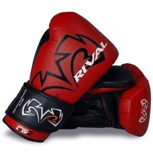 Rival RS11V Evolution Sparring Gloves Red