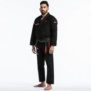 Storm Stealth Matrix II BJJ Gi Black