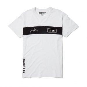 Tatami Signature Short Sleeve T-Shirt White