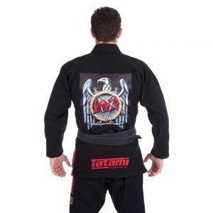 Tatami x Slayer Battle BJJ Gi Black