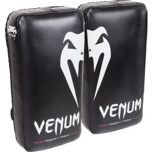 Venum Giant Kick Thai Pads Black Ice