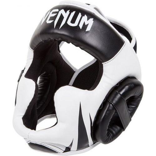 Venum Challenger 2.0 Headguard Black White