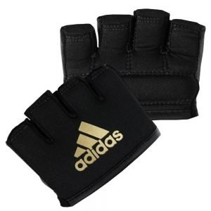 Adidas Knuckle Protectors Black Gold