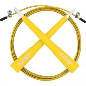 RDX C8 Skipping Rope Yellow