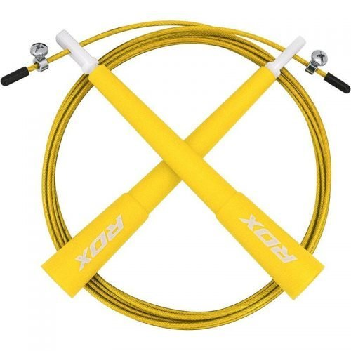 RDX C8 Skipping Rope Yellow