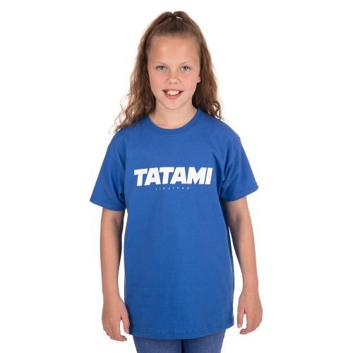 Tatami Kids Essential 2019 T-Shirt Blue