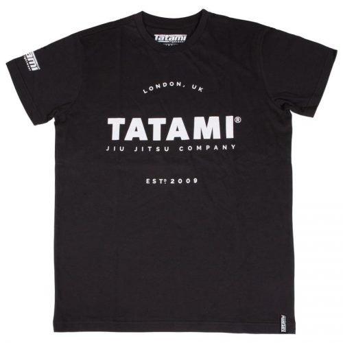 Tatami Jiu-Jitsu Company T-Shirt Black