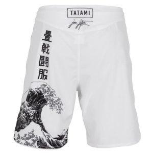 Tatami Kanagawa Shorts White