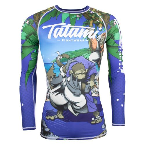 Tatami Omoplatapus Rash Guard