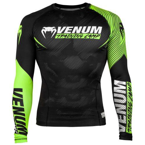 Venum Training Camp 2.0 Rash Guard Long Sleeve