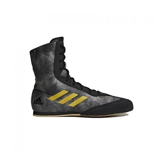 Adidas Box Hog Plus Boxing Boots Black