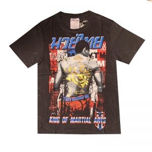 Born To Be Muay Thai Fighter T-Shirt