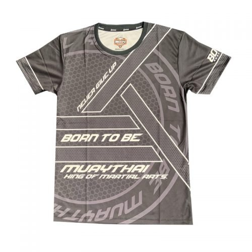 Born To Be Muay Thai Midnight Edition T-Shirt