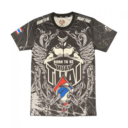 Born To Be Nak Muay T-Shirt