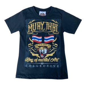 Born To Be Kids Muay Thai Tiger T-Shirt