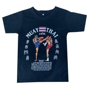 Born To Be Kids Muay Thai T-Shirt
