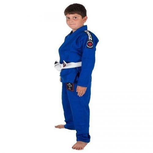 Kingz Kids Basic BJJ Gi Blue