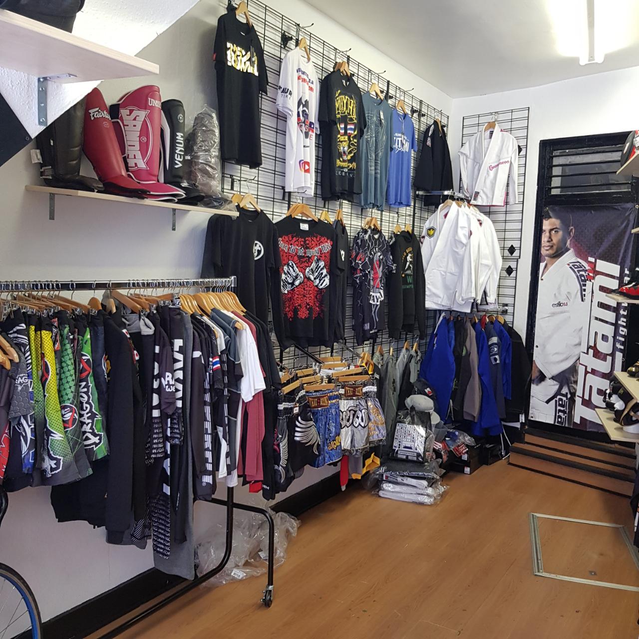BJJ Shop Near Milton Keynes | Minotaur