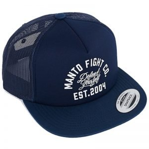 Manto Hat Defend Mesh Navy Blue Snapback