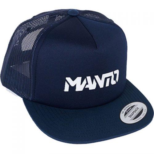 Manto Hat Stencil Mesh Navy Blue Snapback