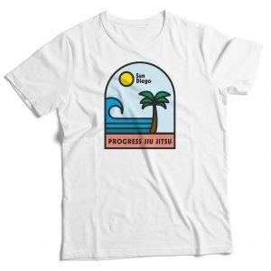 Progress San Diego T-Shirt Jiu Jitsu Tee