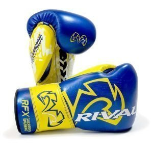 Rival LOMA Series RFX-Guerrero Boxing Gloves