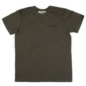 Tatami Basic Logo T-Shirt Khaki