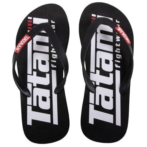 Tatami Black Flip Flops