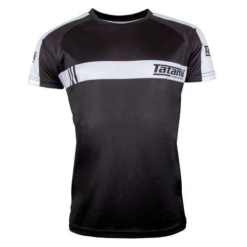 Tatami Technical Training T-Shirt Black