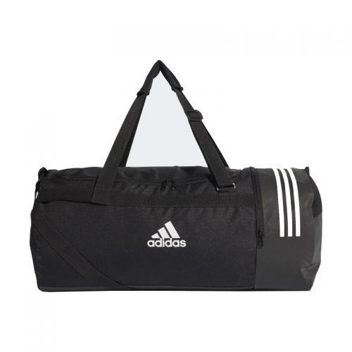 Adidas Convertible 3 Stripes Duffel Bag Large