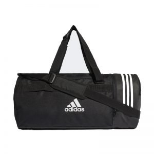 Adidas Convertible 3 Stripes Duffel Bag Medium
