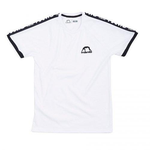 Manto Stripe T-Shirt White