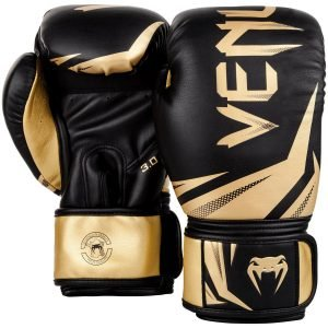 Venum Boxing Gloves Challenger 3.0 Black Gold