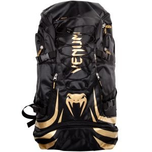 Venum Challenger Xtrem Backpack Black Gold
