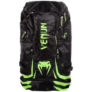 Venum Challenger Xtrem Backpack Black Neo Yellow