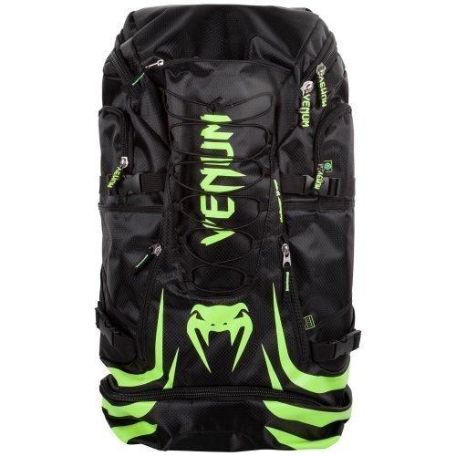 Venum Challenger Xtrem Backpack Black Neo Yellow