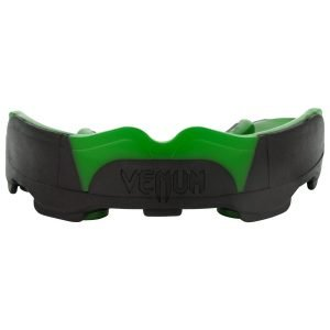 Venum Predator Mouth Guard Green Black