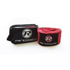 Ringside Pro Hand Wraps 3.5m Red