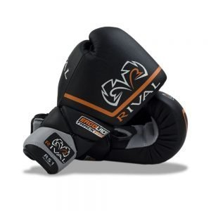 Rival Boxing Gloves RS1 Black