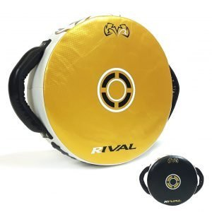 Rival RPS7 Fitness Plus Punch Shield Black Gold